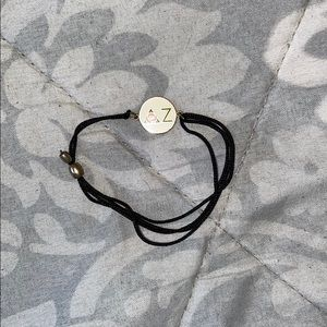 Delta Zeta sorority Alex and Ani bracelet